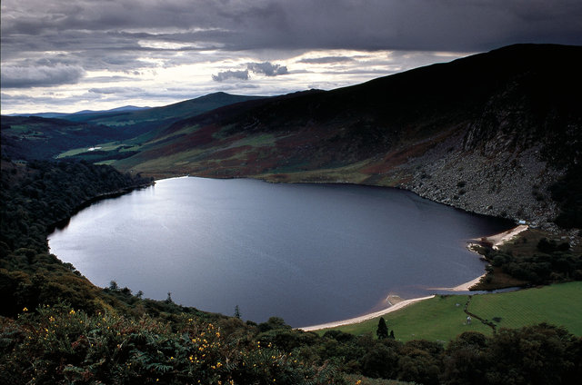 Lough Tay,Wicklow Mountains