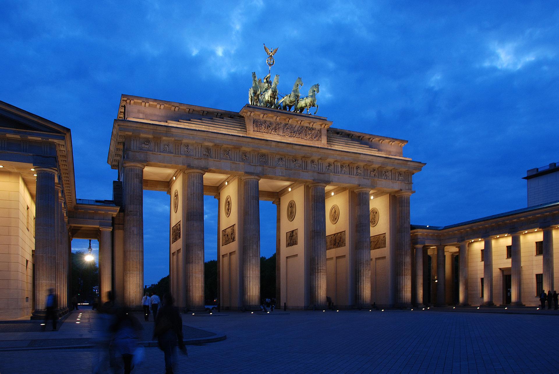 Brandenburger Tor, Berlin (D)
