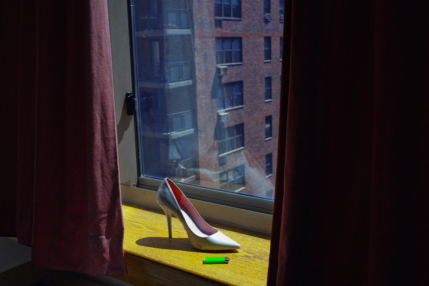 Stiletto and Lighter
