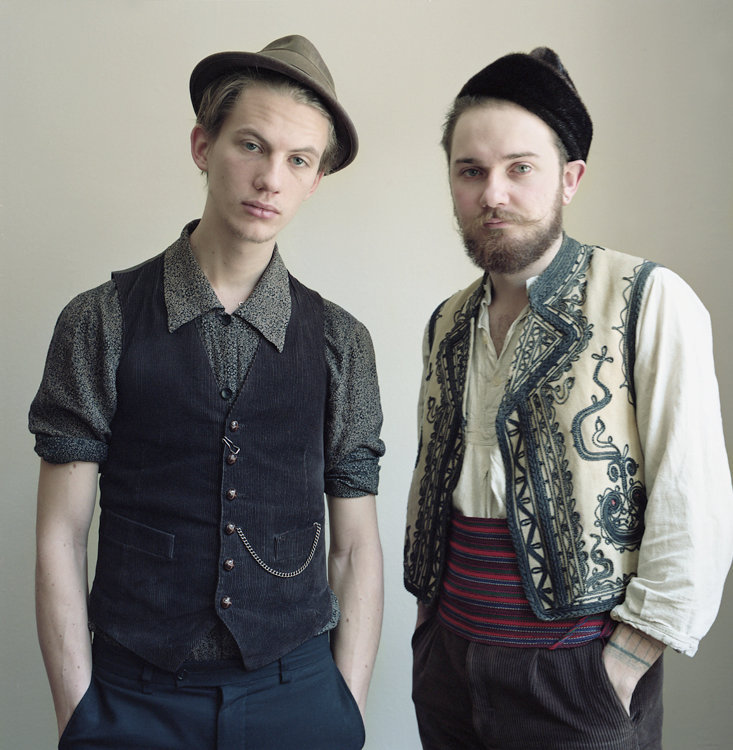 Musicians Szkojáni Charlatans