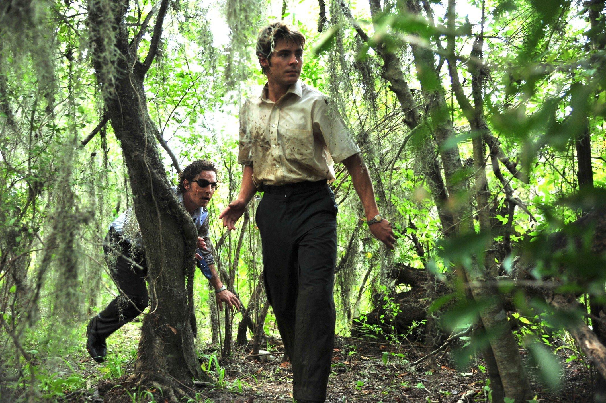 Zac Efron   Matthew McConaughey