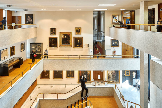 Royal College of Physicians, Denys Lasdun