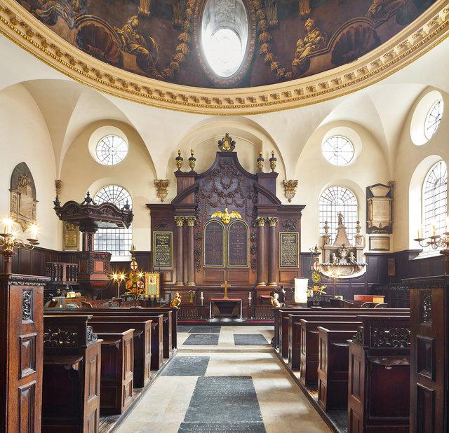 St Mary Abchurch