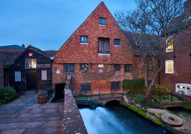 Winchester City Mill for D.I.A.
