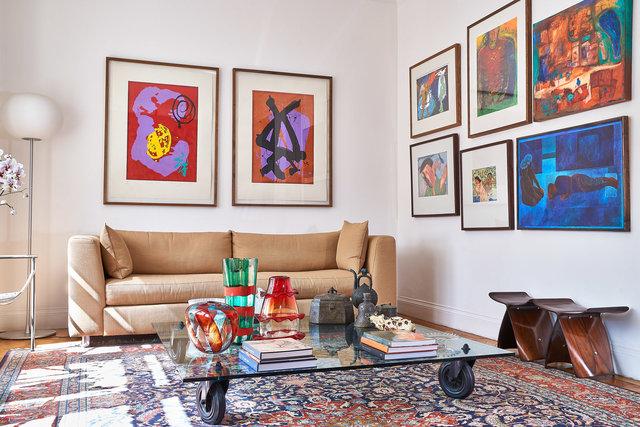 London apartment for a client
