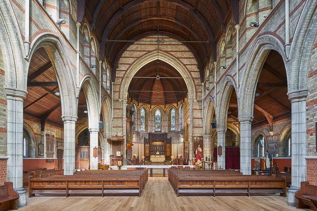 Emmanuel Church, Hampstead, D.I.A. 2017