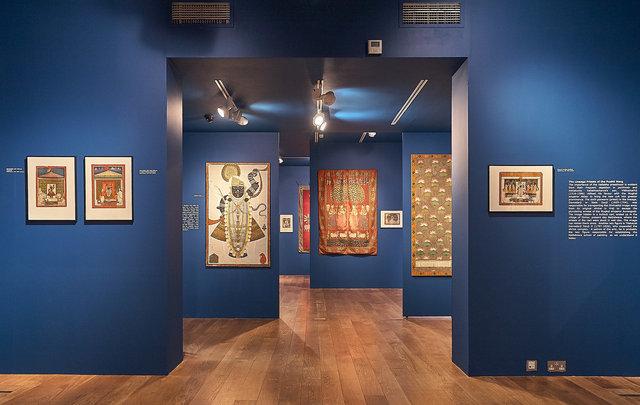 Asia House, Pichvai Exhibition