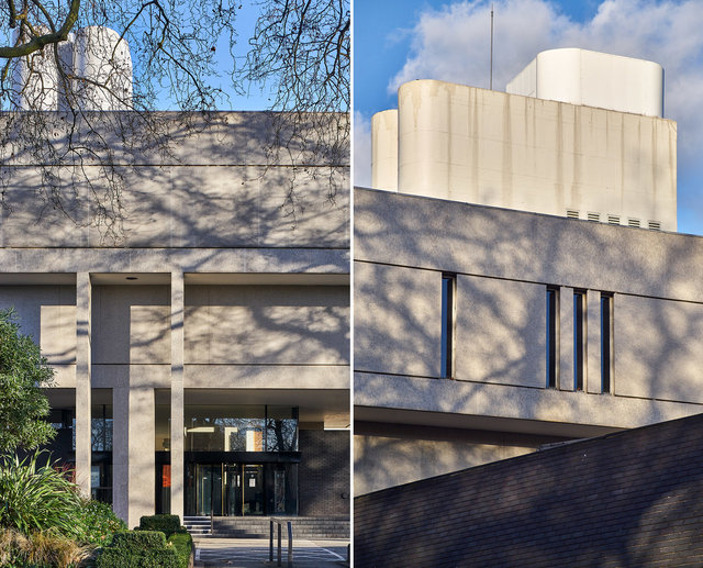 Royal College of Physicians, Denys Lasdun