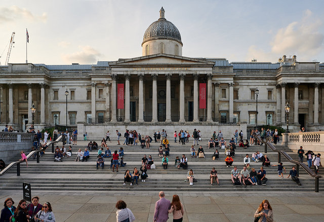 National Gallery London.