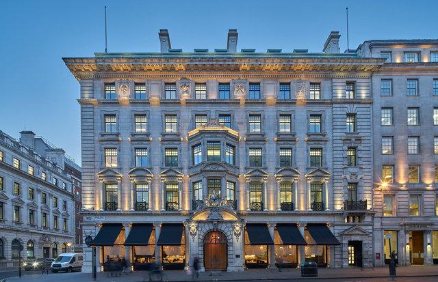 Regents Street for Crown Estate / D.I.A.