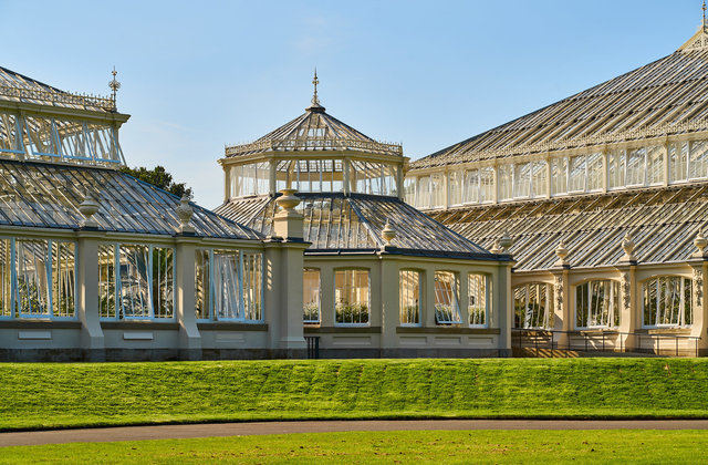 Kew Gardens, Temperate House D.I.A.