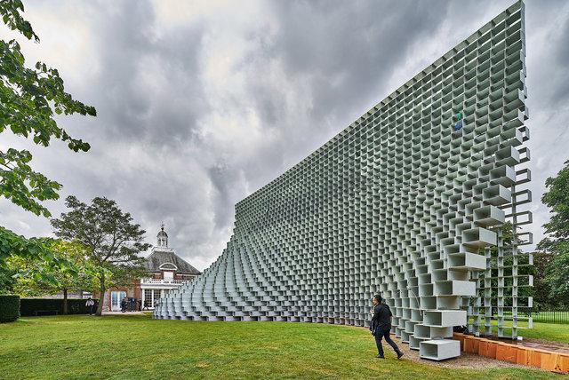 Serpentine Pavilion 2016 Bjarke Ingels