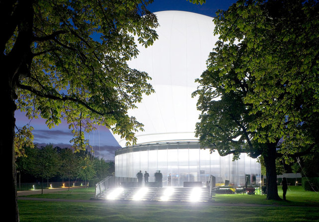 Serpentine Gallery Pavilion, Rem Koolhaas