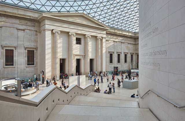 British Museum Great Court, Foster & Partners