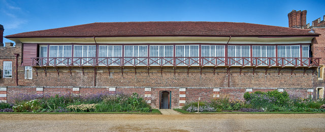 Royal Tennis Court Club, Hampton Court Palace