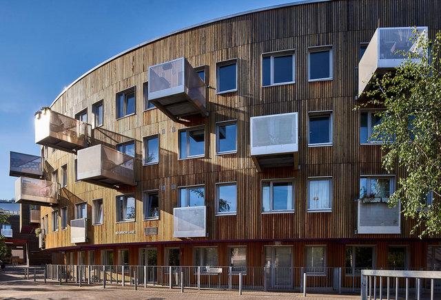 Bourbon Lane West London.B+C Architects