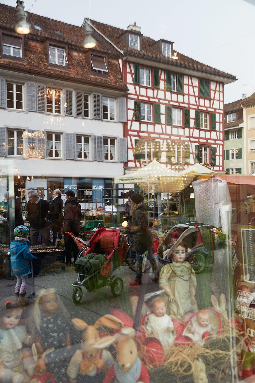 Hochparterre Winterthur
