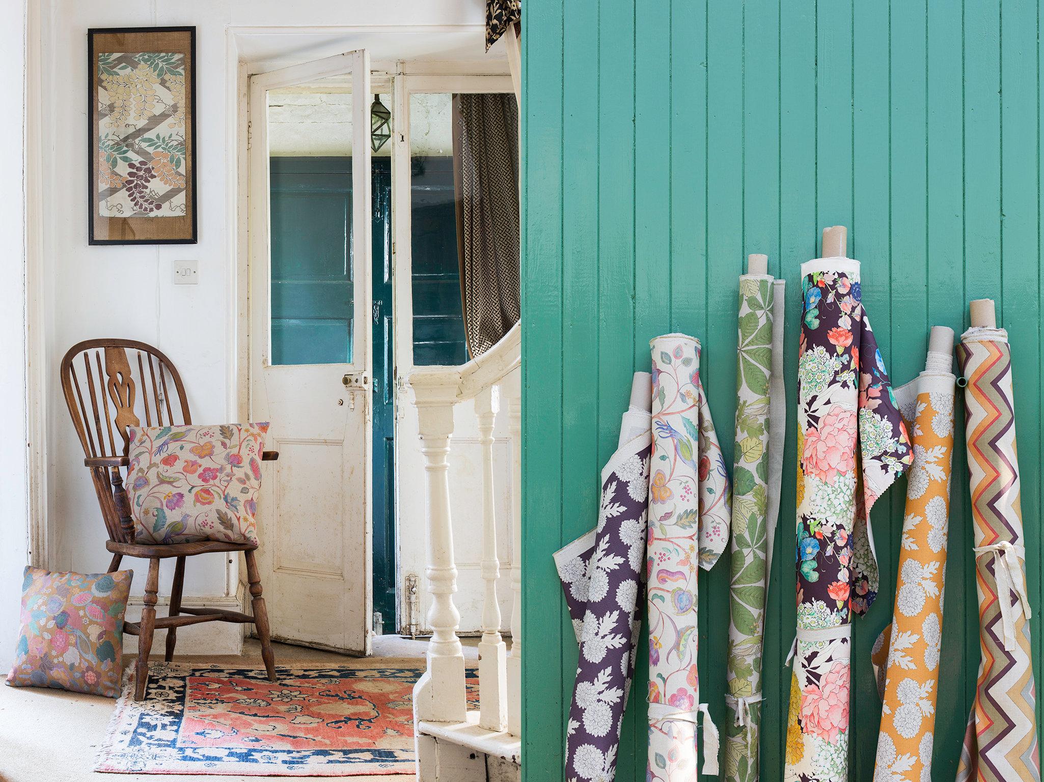 Abigail Bury / Textile Designer