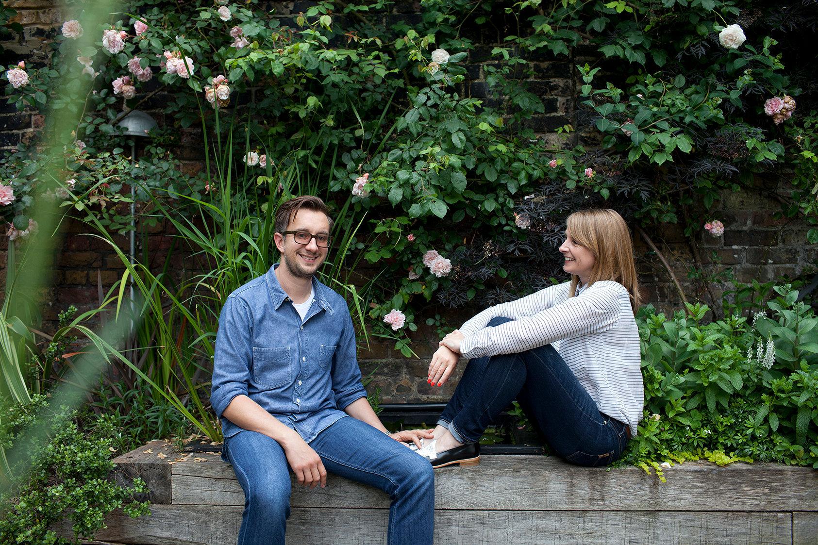 Hannah Stanton and Matthias Hoene