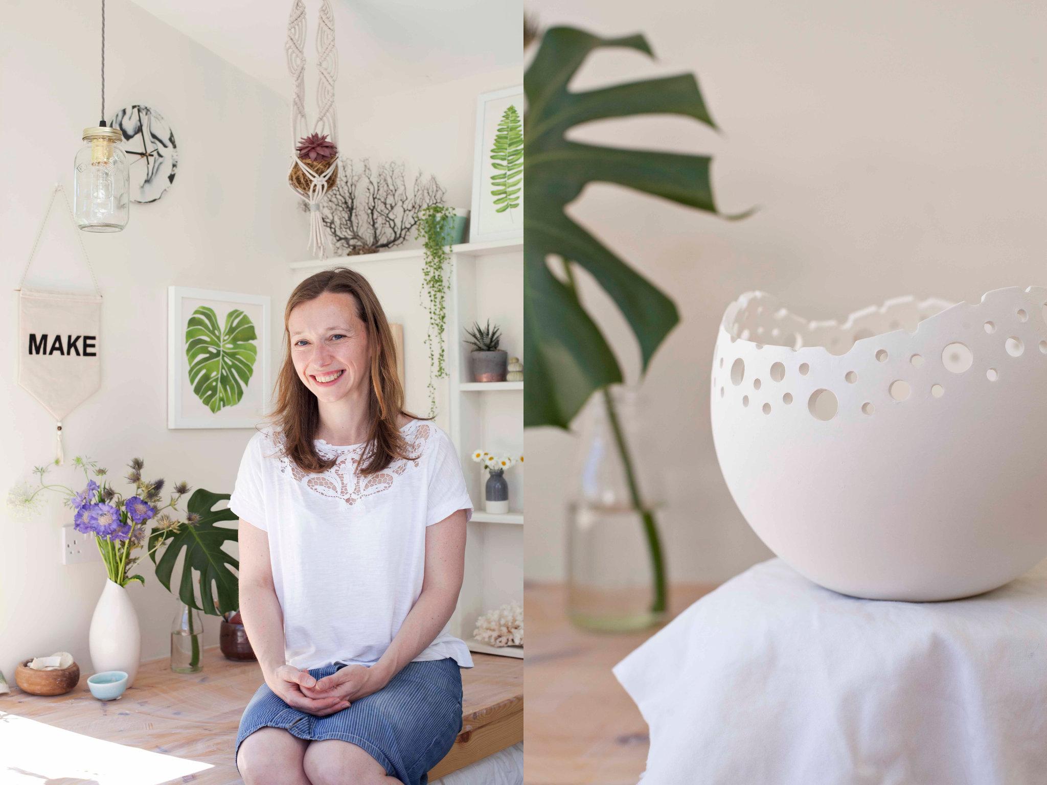 Katie Robbins / Ceramicist