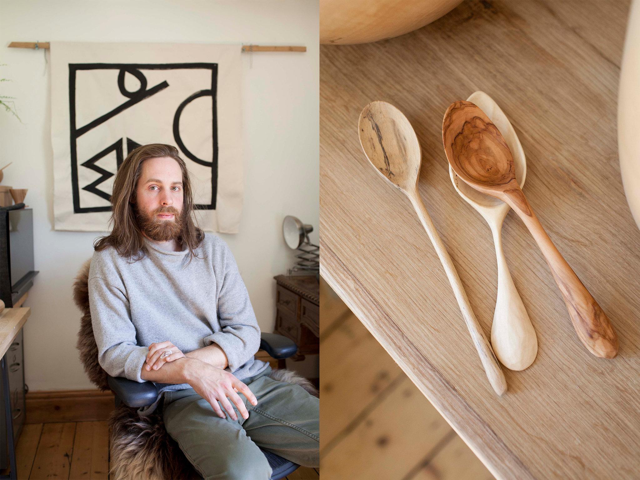 Alex Devol / Wooden & Woven