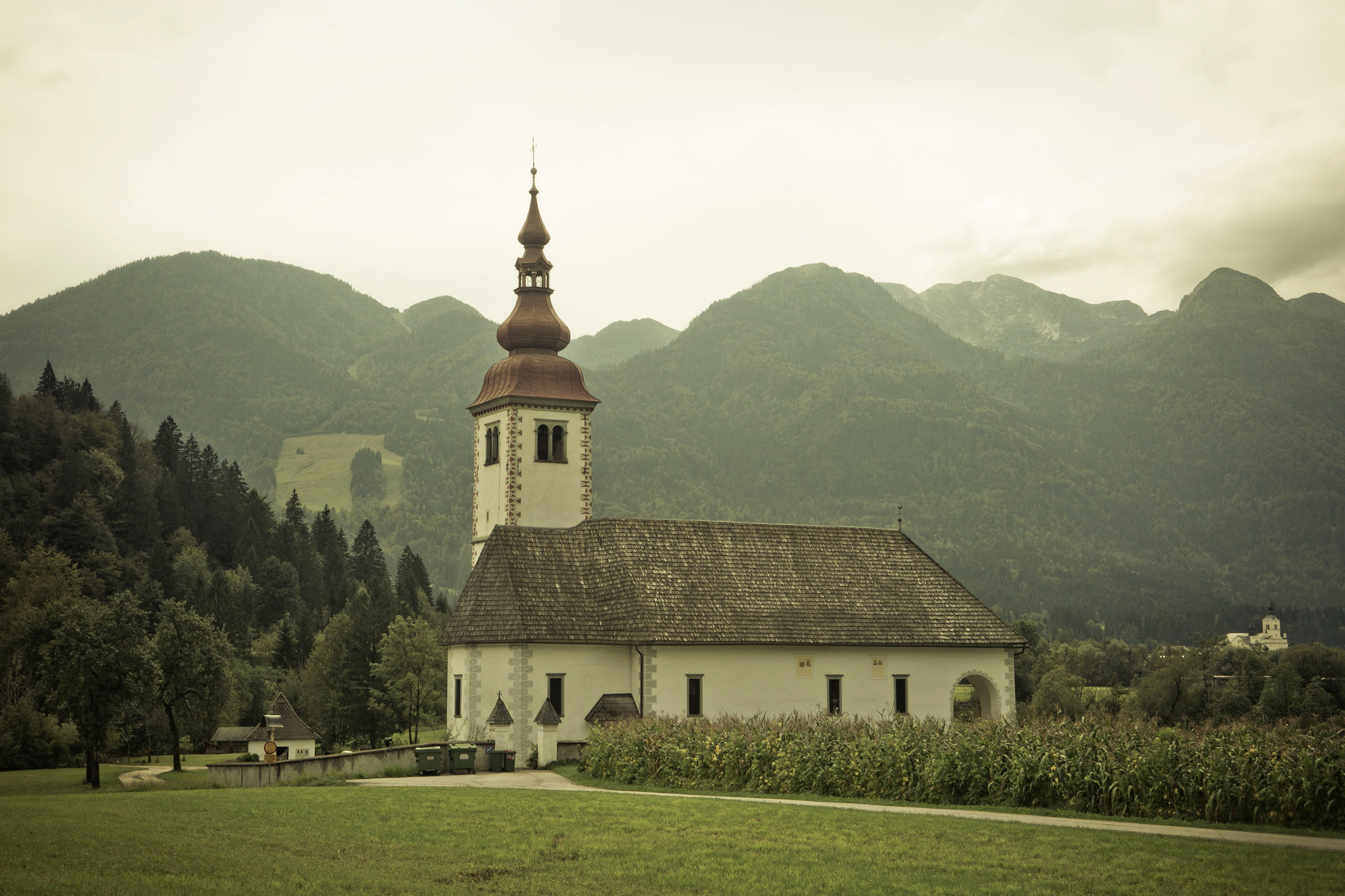 Church Slovenia