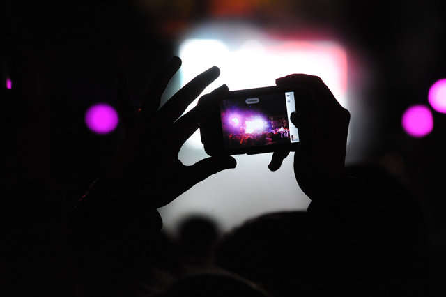 Concertfotografie