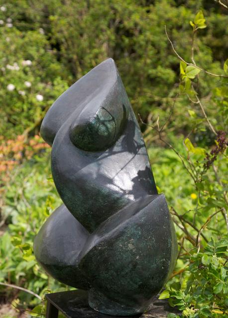 Abstract Torso 1993/2003   60 x 52 x 34cm  Bronze Resin  Kingham 2012