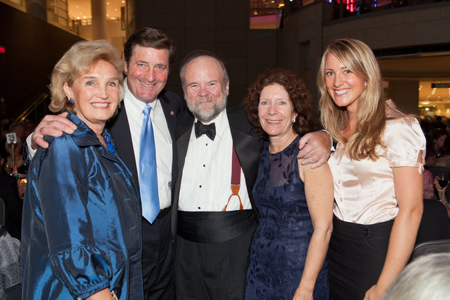 Left: Congressman John Garamendi and wife Patti