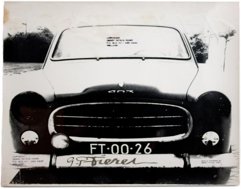 Untitled 1960's © Gerard Fieret