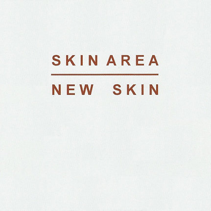 Skin Area - New Skin, (CD, Album), Cold Meat Industry, 2002