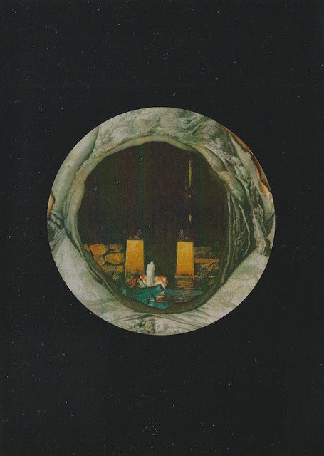 Martin Bladh & Bo I. Cavefors - The Island of Death, (CD, Album), Freak Animal Records, 2012