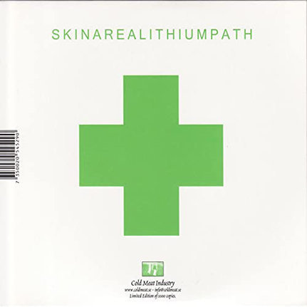 Skin Area - Journal Noir/Lithium Path, (2xCD, Album), 2006