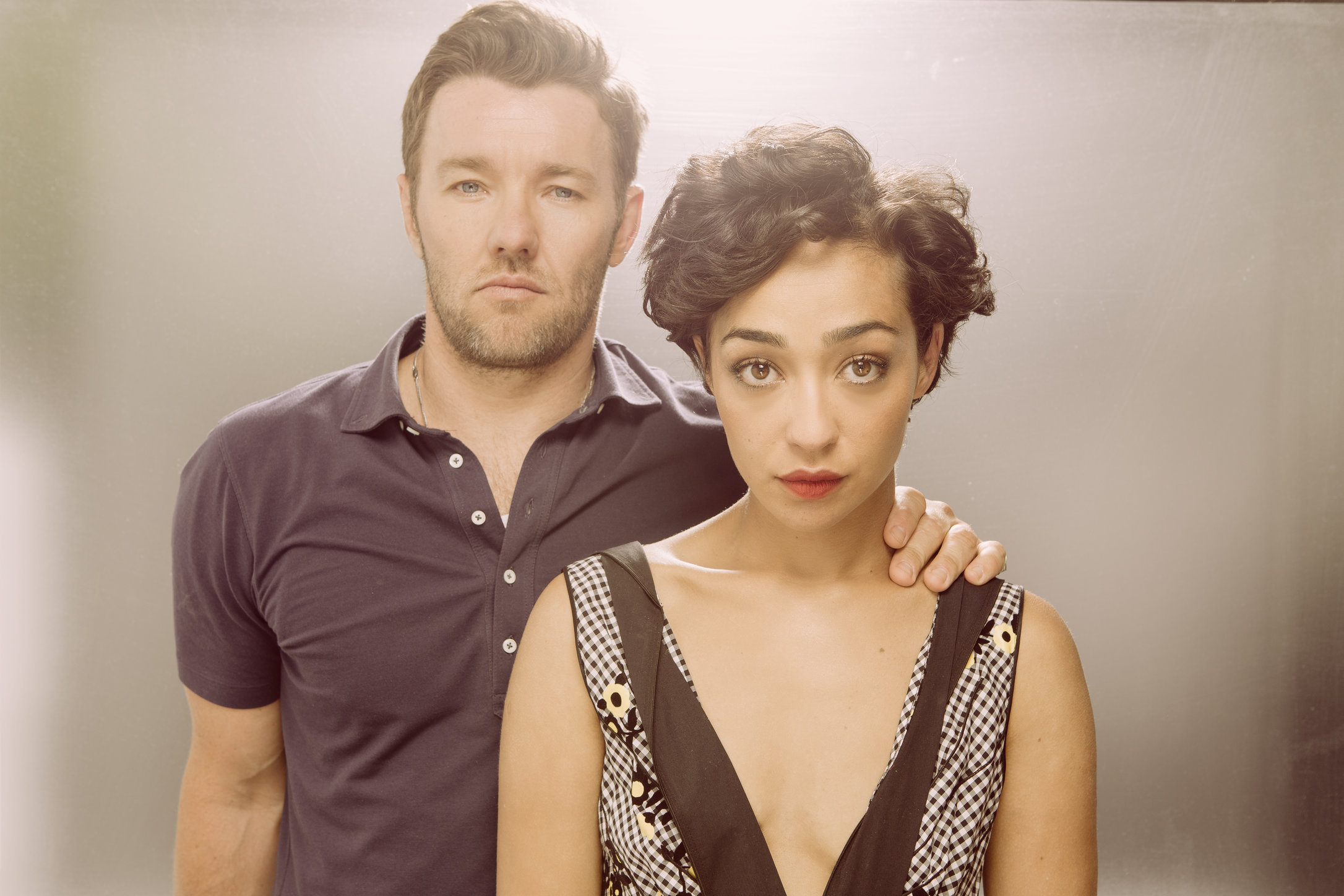 joel edgerton, ruth negga, actors