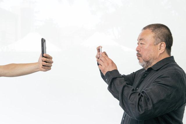 ai weiwei, artist-filmmaker