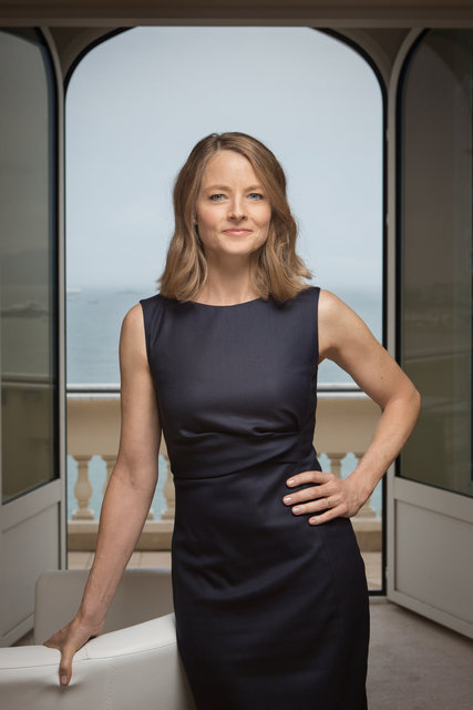 jodie foster, actor-director