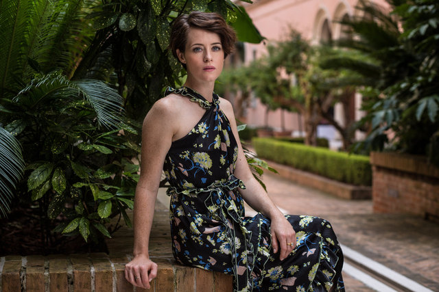 claire foy, actress