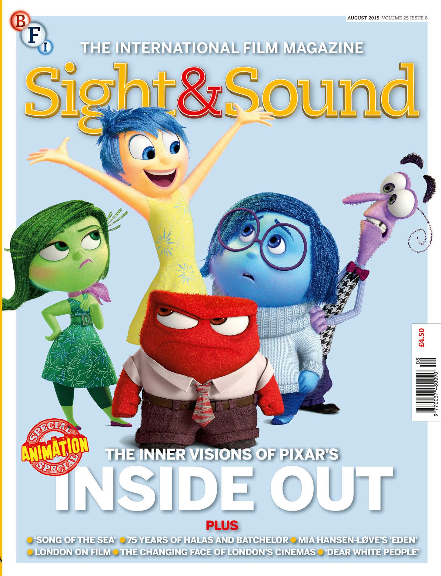 Sight & Sound August 2015