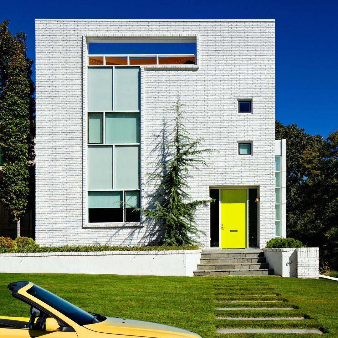 Yellow Door House