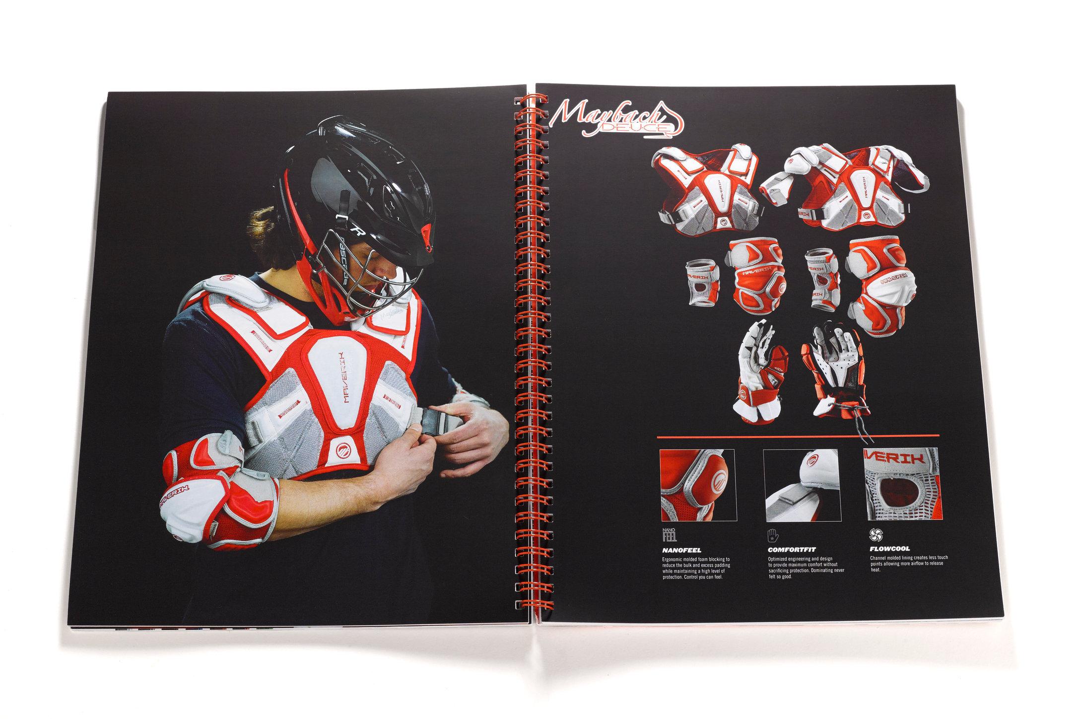 Maverik Lacrosse dealer catalog
