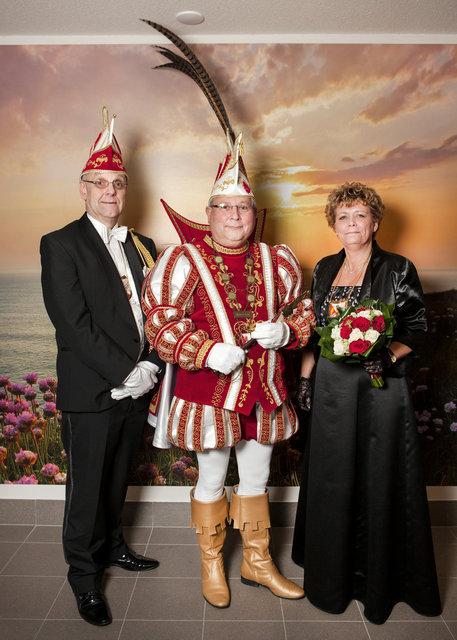 Stadsprins Utrecht voor De Dakhaas