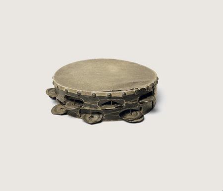 Tambourine.  Late 19th C.