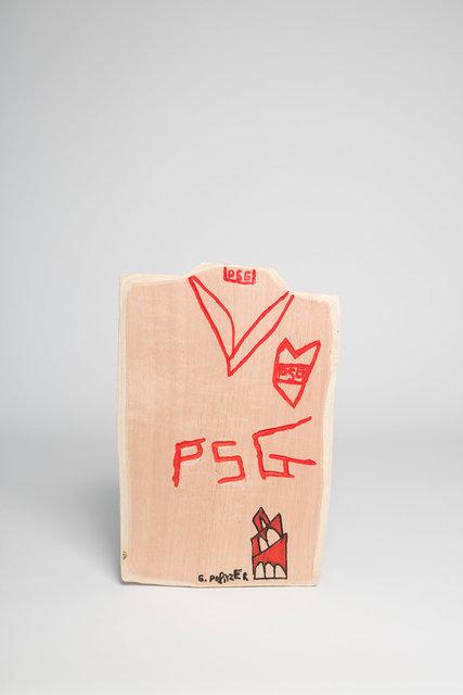 Maillot PSG Politzer (dos) - Collège Politzer