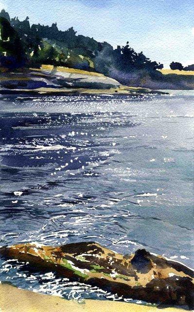 Porlier Pass Headland (Sold)