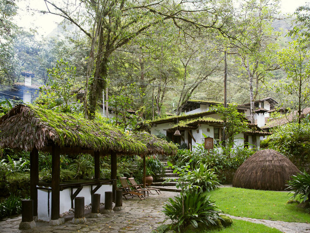 located in the heart of the andean cloud forest, inkaterra has 85 casitas