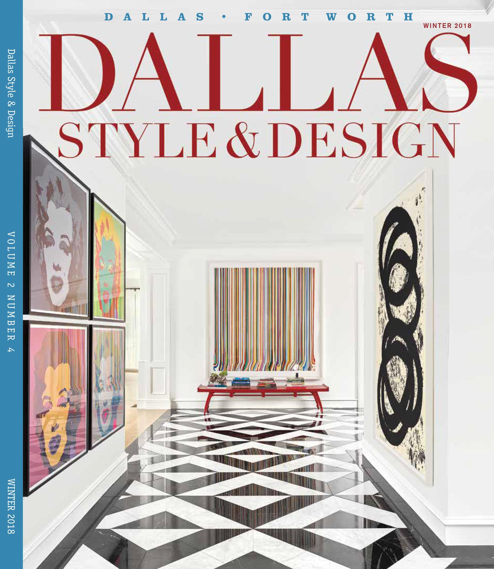 Dallas Style And Design Magazine