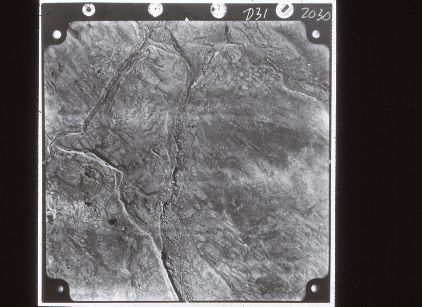953a Luchtfoto van deze canyon
