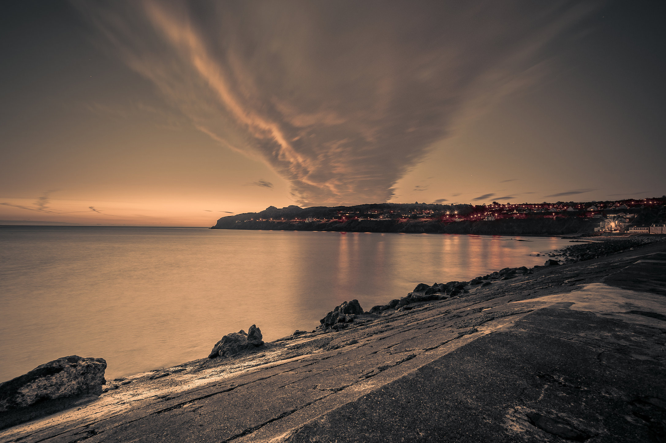 Howth -explosion