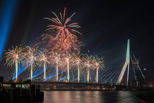 Rotterdam, New Year