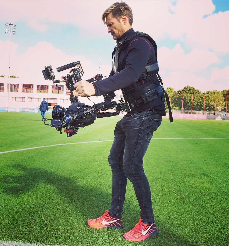 FC Bayern Stars Steadicam Commercial 2016